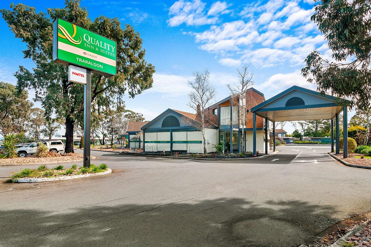 Quality Inn  Suites Traralgon - Accommodation Yamba