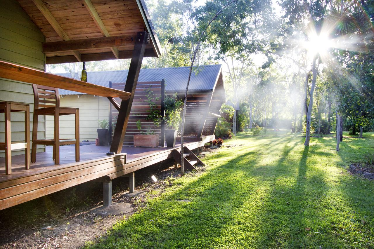 Airlie Beach Eco Cabins - Accommodation Yamba
