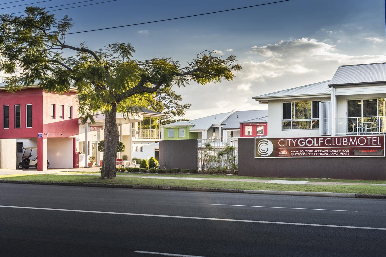 City Golf Club Motel - Accommodation Yamba