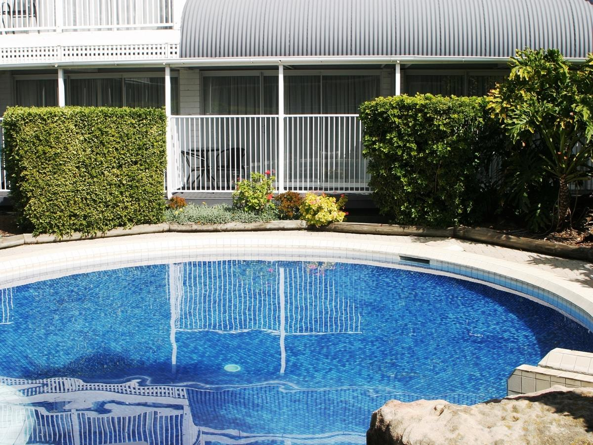 Dalby Manor Motor Inn - Accommodation Yamba