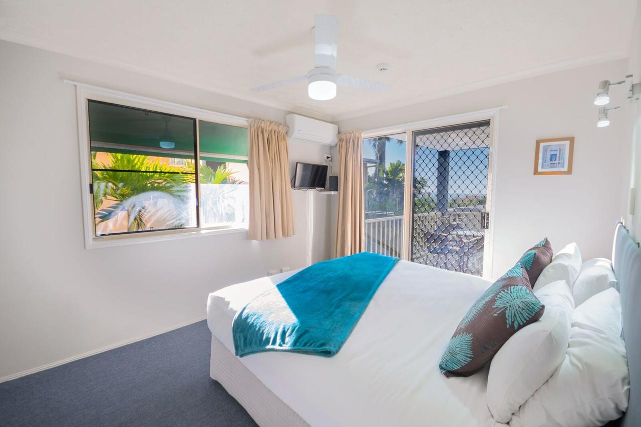 Airlie Apartments - Accommodation Yamba