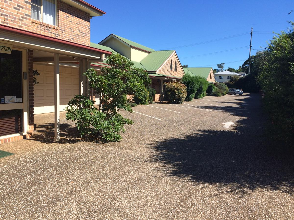 Country Gardens Motor Inn - Accommodation Yamba