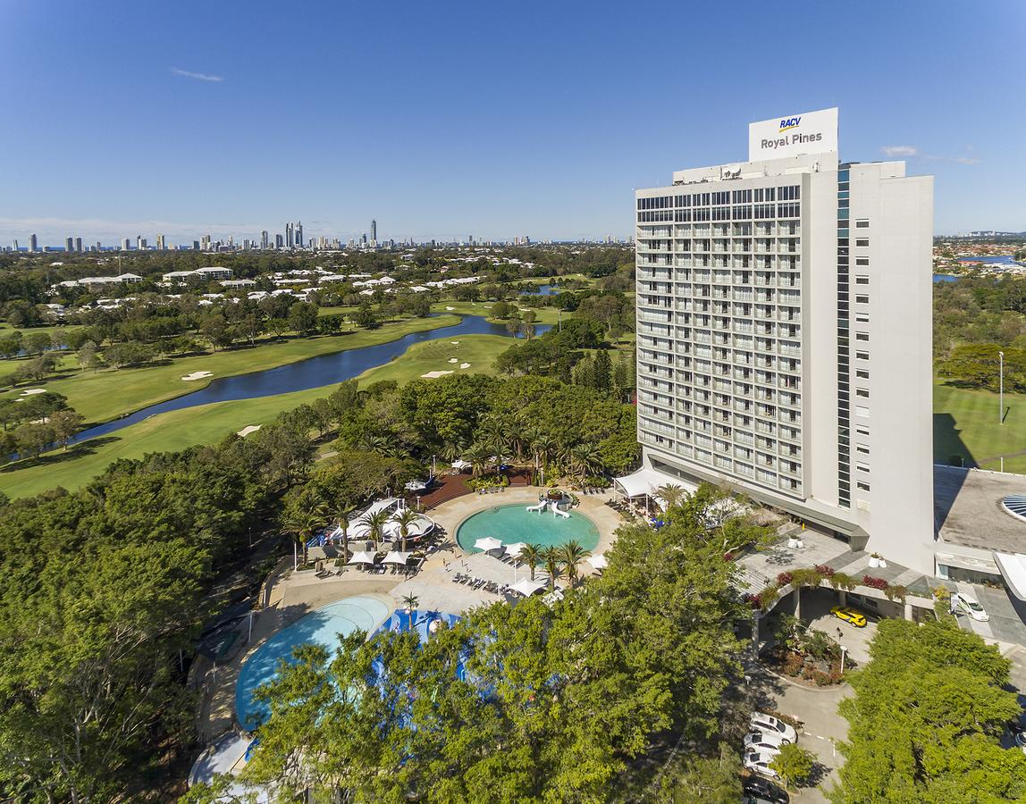 RACV Royal Pines Resort Gold Coast - Accommodation Yamba