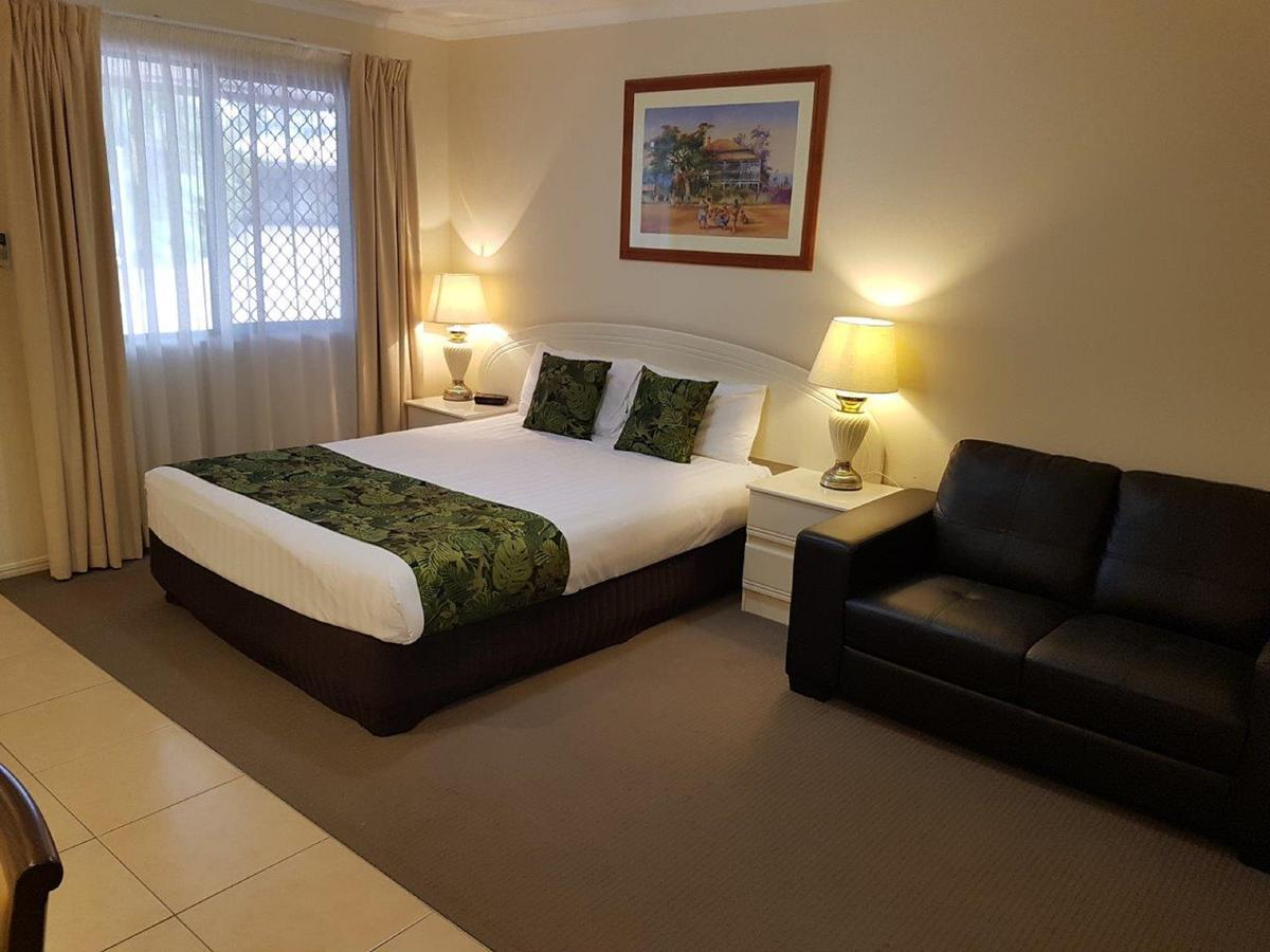 The Palms Motel - Accommodation Yamba