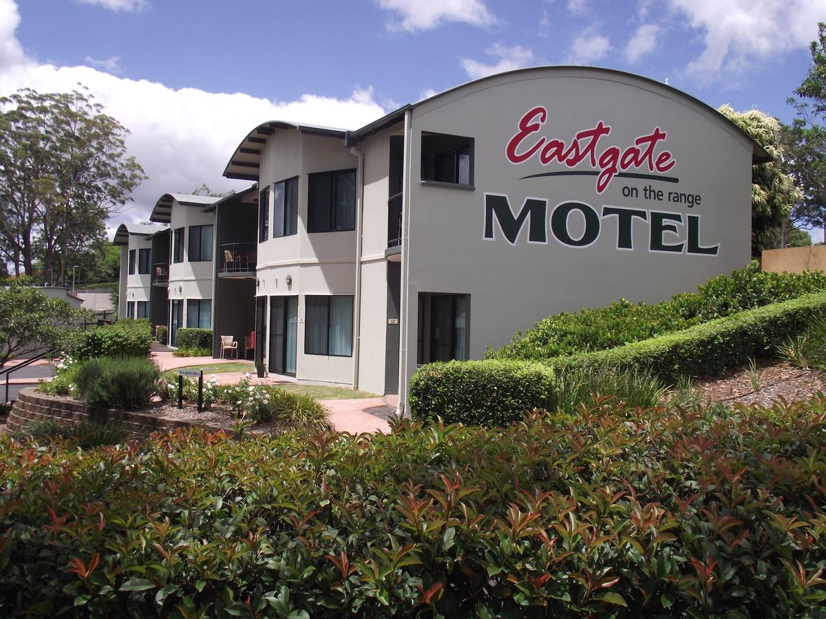 Eastgate Motel on the Range - Accommodation Yamba