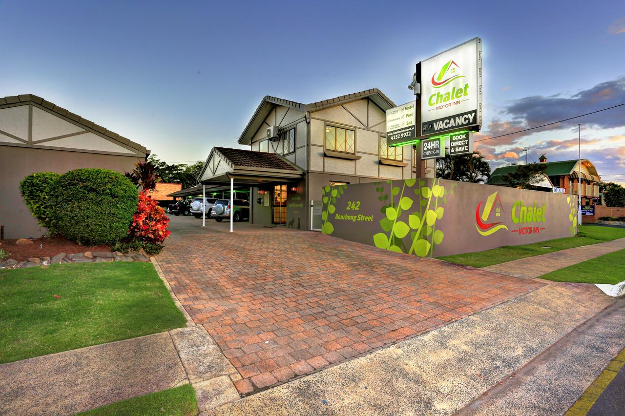 Chalet Motor Inn - Accommodation Yamba
