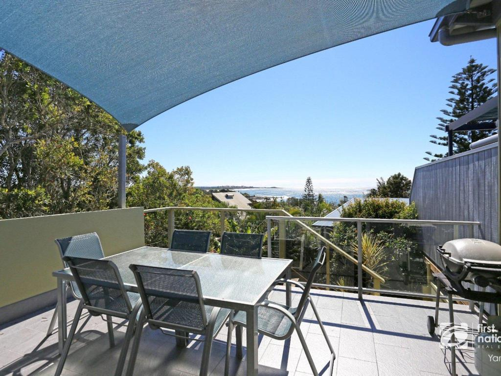Angourie Blue 1 - Great Ocean Views - Surfing Beaches - Accommodation Yamba